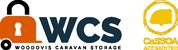 Woodovis Caravan Storage Logo